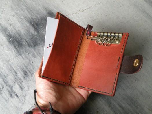 キー+カードケース