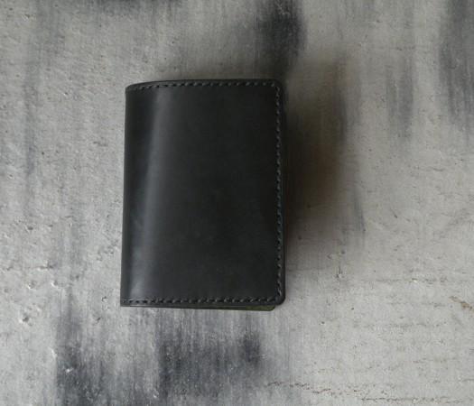革 折財布
