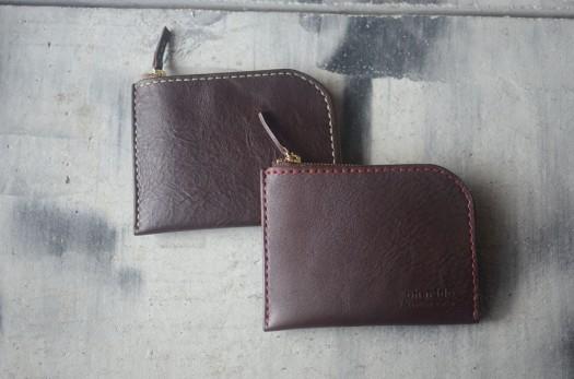 革 ミニ財布