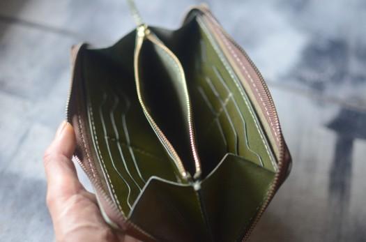 革 長財布